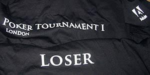 loser tee shirt