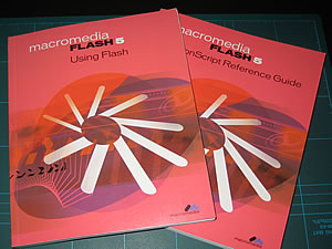 Flash 5 User manuals