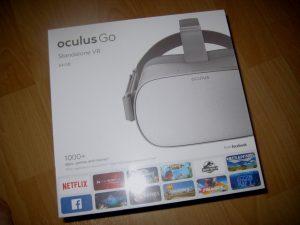 OculusGo boxed